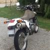 Suzuki DR 650 Trail bike