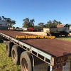 WANTED 45-48ft Flat Top or Dropdeck Trailer