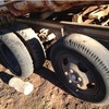 Tipping Grain Trailer For Sale Bogie Axle