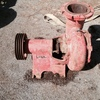 "HARLAND Monoglide Centrifugal Pump PRICE REDUCED ONO - 8"" Suction and 11 1/2"" Outlet. 4 x V Belt Drive."