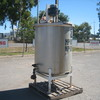 Tank - Stainless Steel Tank with 3 Phase Stirrer