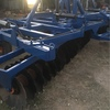 72 Plate GRIZZLY B150 Offset Disc For Sale
