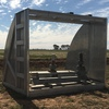 Large Irrigation Flume Gate For Sale