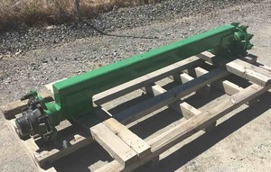 10 Stud Axle(Brand New) to Suit Current Goldacres 5000/6500 Ltr Sprayer
