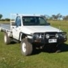 Toyota Hilux 4x4 3 Litre Turbo Diesel Ute