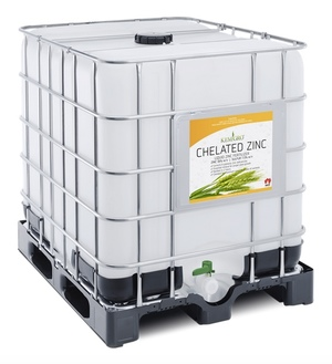 Chelated Zinc BROADACRE LIQUID ZINC FERTILIZER: ZINC 16%w/v | SULPHUR 7.5%w/v