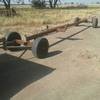 Comb Trailer to suit small Header Front