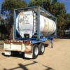Stainless Steel 24000 L Water Tank Trailer For Sale