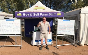 "Dowerin Field Days good for Farm Tender and ""Prime"""