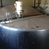 Dairy complete herringbone swing over, cups, pumps, feed system, vats, compressors, coolers, cup wash system etc