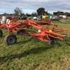 Under Auction - Kuhn GA 7501 Rake - 2% + GST Buyers Premium on all Lots