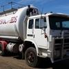 International T2670 1981 bogie blower truck cummins
