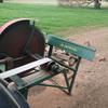 Jas Smith tungsten tipped saw bench with David Brown 990 Implematic
