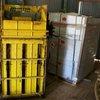Petrol Driven Morton Baker Hydraulic Woolpress