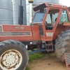Fiat 1880 Tractor with Blade