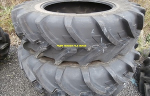 WANTED 600/70R30 Tractor Tyres x 2