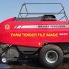 MASSEY FERGUSON 2270 XD BALER FOR SALE 22,000 BALES
