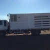 1997 Hino Horse Truck With Living Quarters