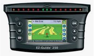 GPS with light bar