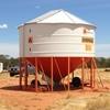 Sherwell Field bin, 32 ton, 2 years old