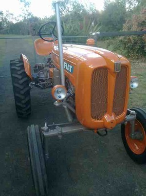 Fully Restored FIAT 211RB For Sale