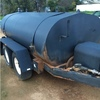 East End 3,500 Ltr Fuel Trailer For Sale w Elec Brakes and Duel axles For Sale
