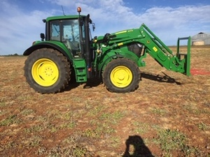 **PRICE REDUCTION** - 2013 John Deere 6130M Tractor
