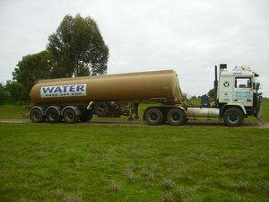 prime mover tanker