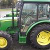John Deere 55hp a/c cab base tractor