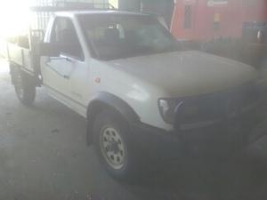 Nissan DX22 4x4 Ute