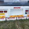 Moore Tandem Axle Tag Trailer  8 ton