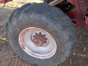 Case IH 1660 Rear wheel Drive Kit