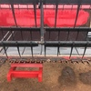 2004 Case WDX1701 Windrower with 25ft Case Draper Front