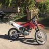 CRF230F Honda Motorbike