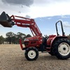 Yanmar EF453 Tractor / Loader & Attachments