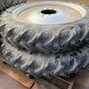 2x 300/95R46 Tyres on rims