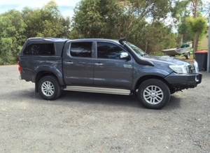 2012 Toyota S R 5 twin cab Hilux