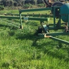 24 meter Gold Acres Ground Glider Trailing Boom Spray For Sale - Machinery & Equipment