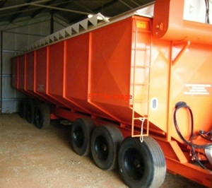 60 - 100mt Mother Bin Wanted to Hire