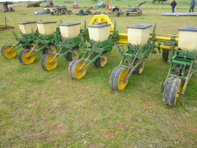 Row Crop Planters 6 Row Jd Mason Machinery Amp Equipment