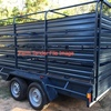 10 x 6 Tandem Trailer With Stock Crate