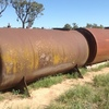 1 x Steel Water Tanks  2000 gallons Each Tank