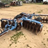 GRIZZLY OFFSETS, 24 PLATE & Fillers, Unusual Plough Bends in the middle.