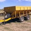 Mobile Grain Feeder 4 ton