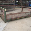 Steel Stillage with Drop Down Gate