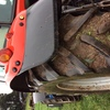 Under Auction - Massey Ferguson 7614 Tractor with Loader 2015 Model - 2% + GST Buyers Premium on all Lots