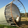 Damaged Silo for Sale as Is Approx 50mt