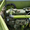 2 claas dominator 68  headers
