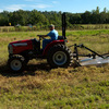 Under Auction - King Kutter 40HP Flex Hitch Stainless 5 ft Slasher -2% Buyers Premium on All Lots
