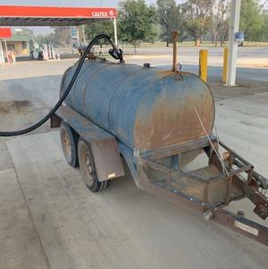 fuel trailer 1500l